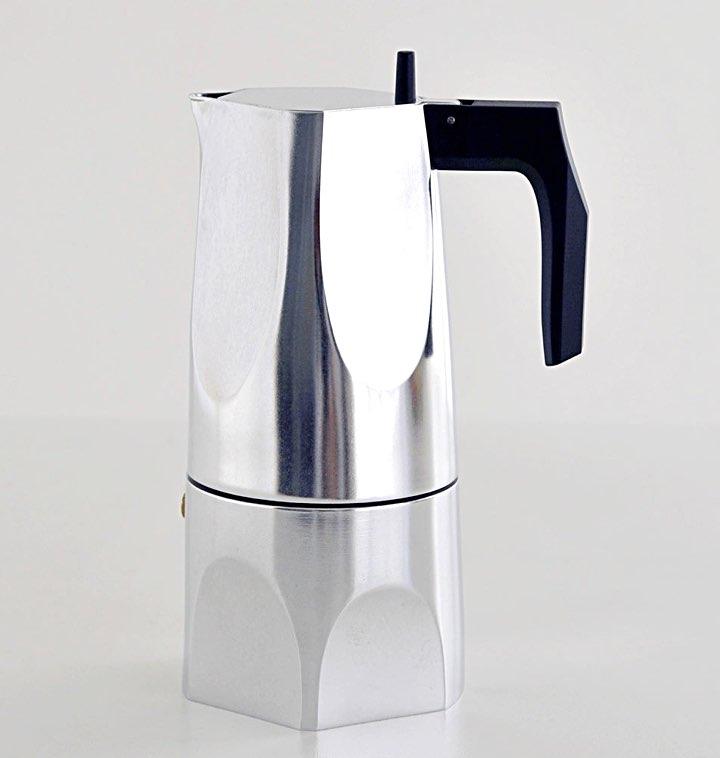 アレッシィ オッシィディアーナ エスプレッソコーヒーメーカー MT18/6 ( Alessi Ossidiana Espresso Coffee Maker MT18/6 )