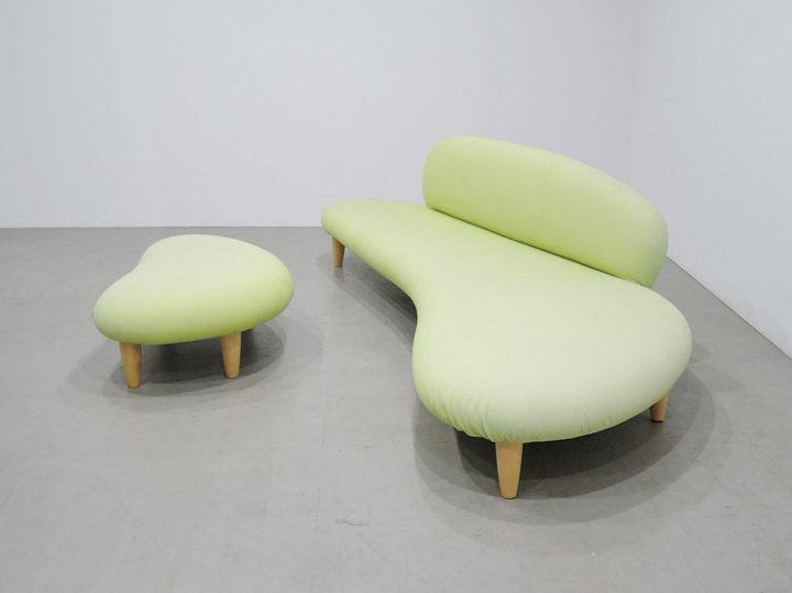 イサム・ノグチ フリーフォーム ソファ ( Isamu Noguchi Freeform Sofa )
