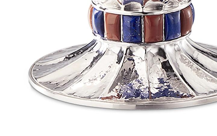 ブチェラッティ 銀製 花瓶 ドージェ ( Buccellati Silver Doge Vase )