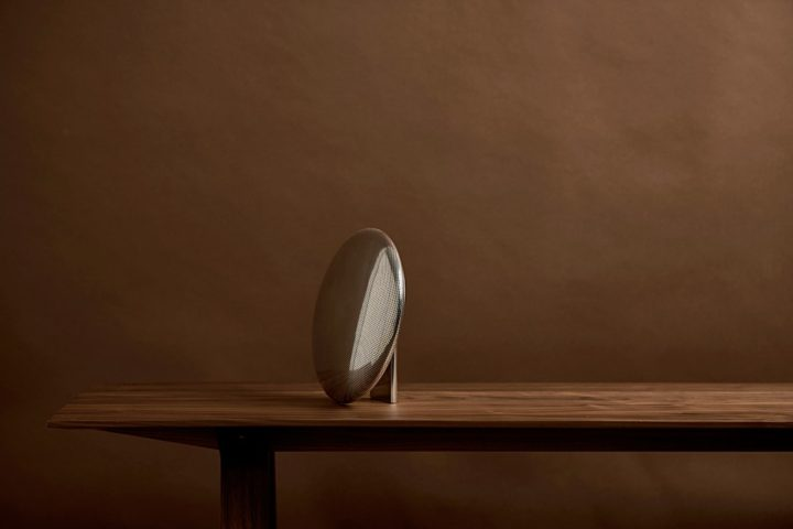 アレッシィ Suono Bluetoothスピーカー トム・フェレーデイ ( Alessi Suono Bluetooth Speaker Designed By Tom Fereday )