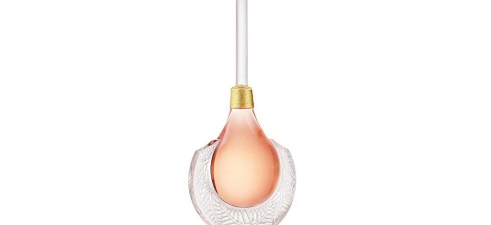 """ラリック クリスタルボトルコレクション2022 「フジェール」 ( Lalique Crystal Collectible Bottle 2022 """"Fougères"""" )"""